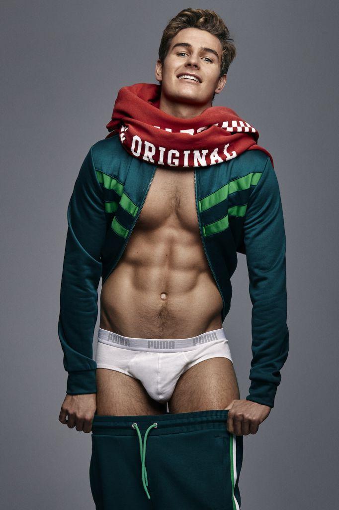 Philip Roe Male Model Spain 9