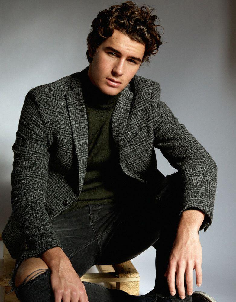 Philip Roe Male Model Spain 16