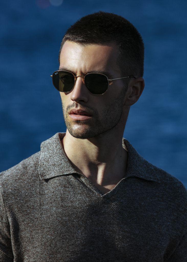 Saul Braco Male Model Ibiza 20