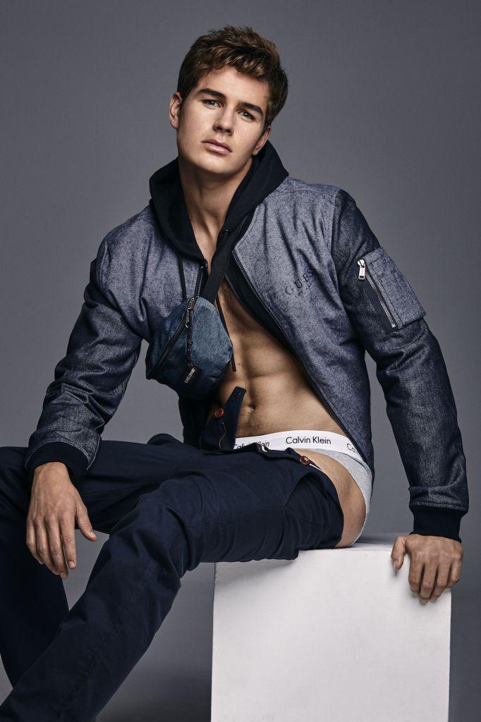 Philip Roe Male Model Spain 10