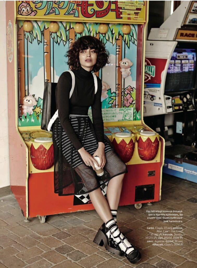 Cecilia Ruiz Female Model Formentera 13