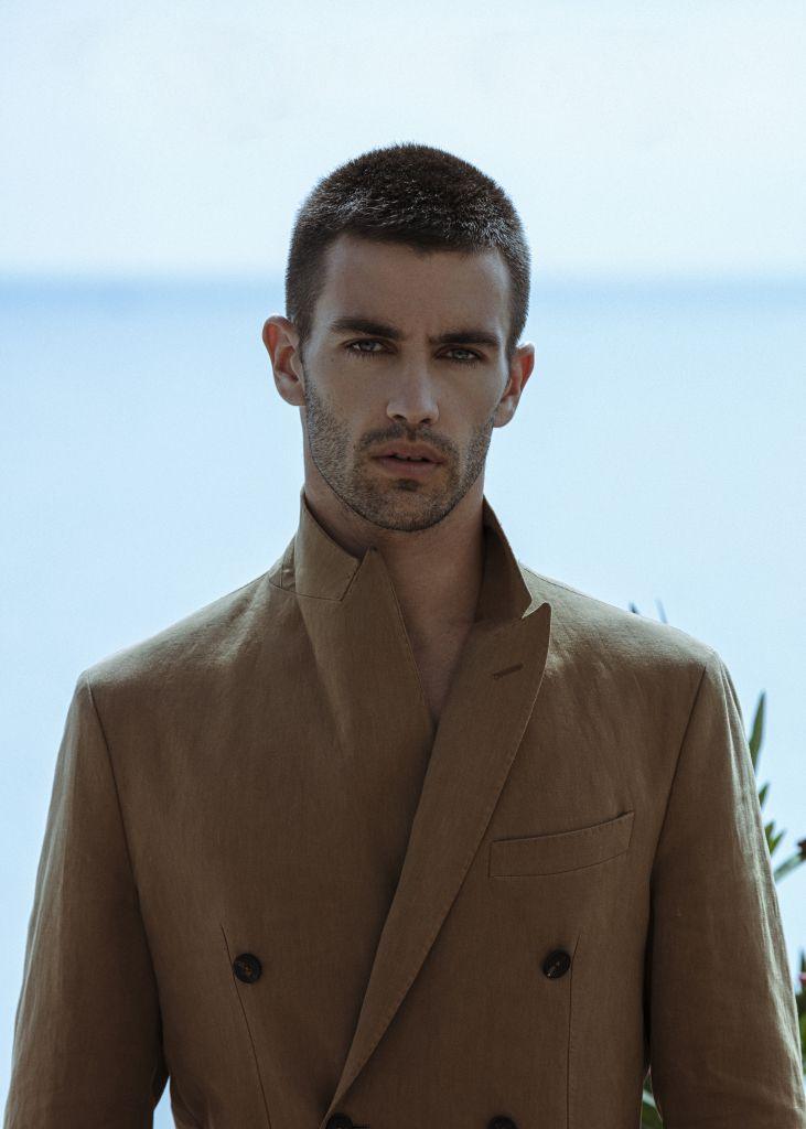 Saul Braco Male Model Ibiza 15
