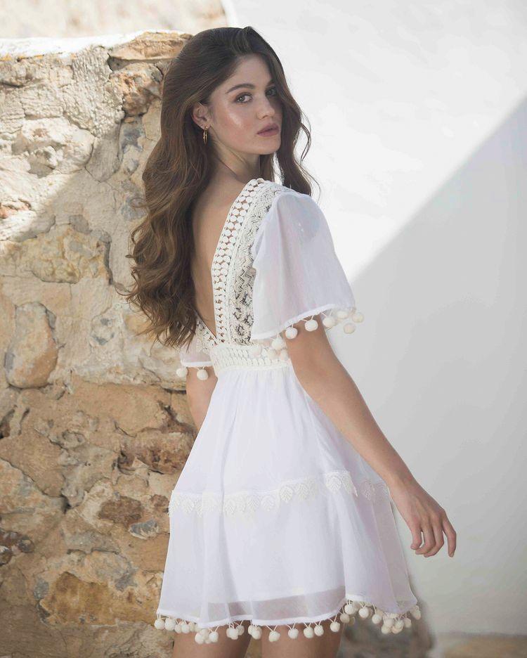 Milagros Arriaga Spanish Female Model 9