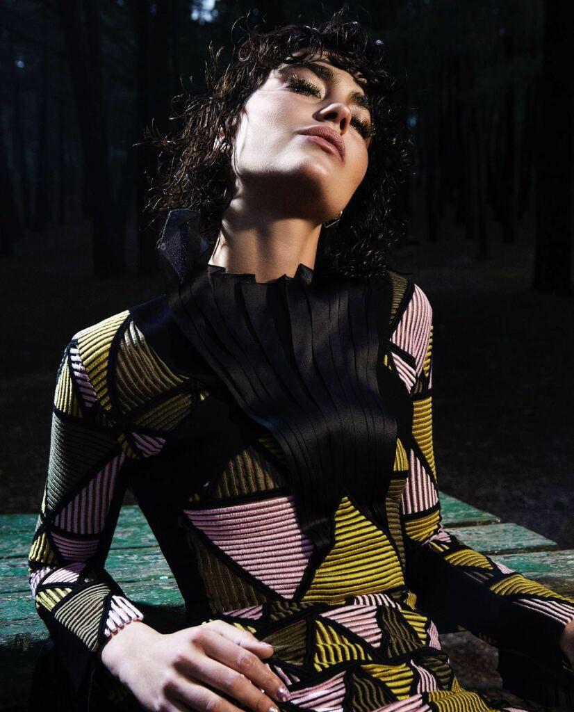 Cecilia Ruiz Female Model Formentera 8
