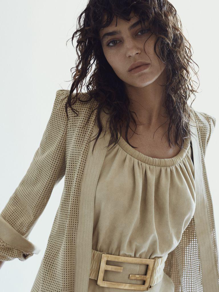 Cecilia Ruiz Female Model Formentera 22