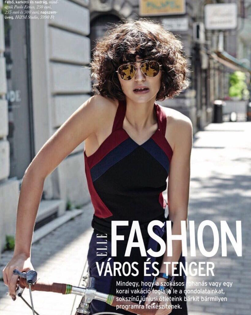 Cecilia Ruiz Female Model Formentera 12
