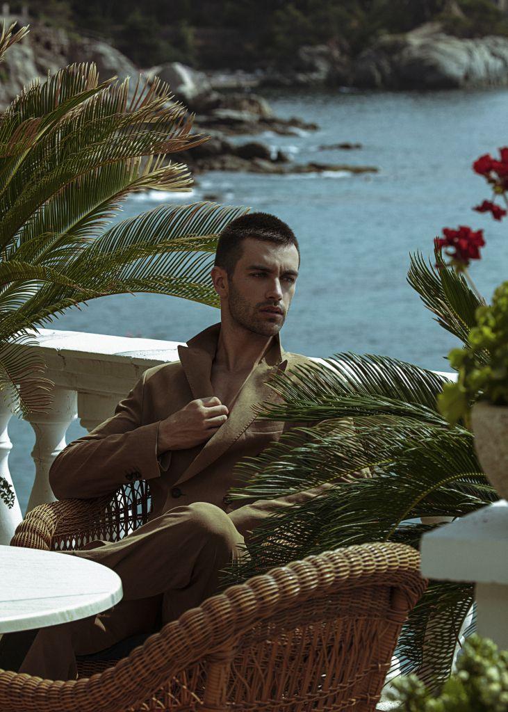 Saul Braco Male Model Ibiza 16