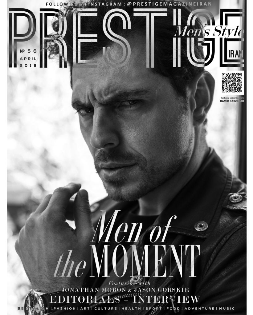Prestige Men's Style Magazine No.56 April 2018_Cover_94.jpg