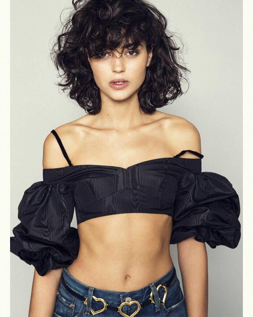 Cecilia Ruiz Female Model Formentera 3