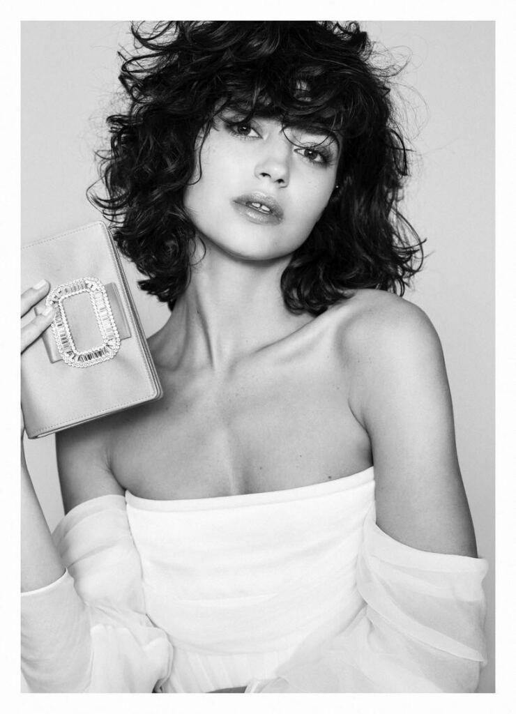 Cecilia Ruiz Female Model Formentera