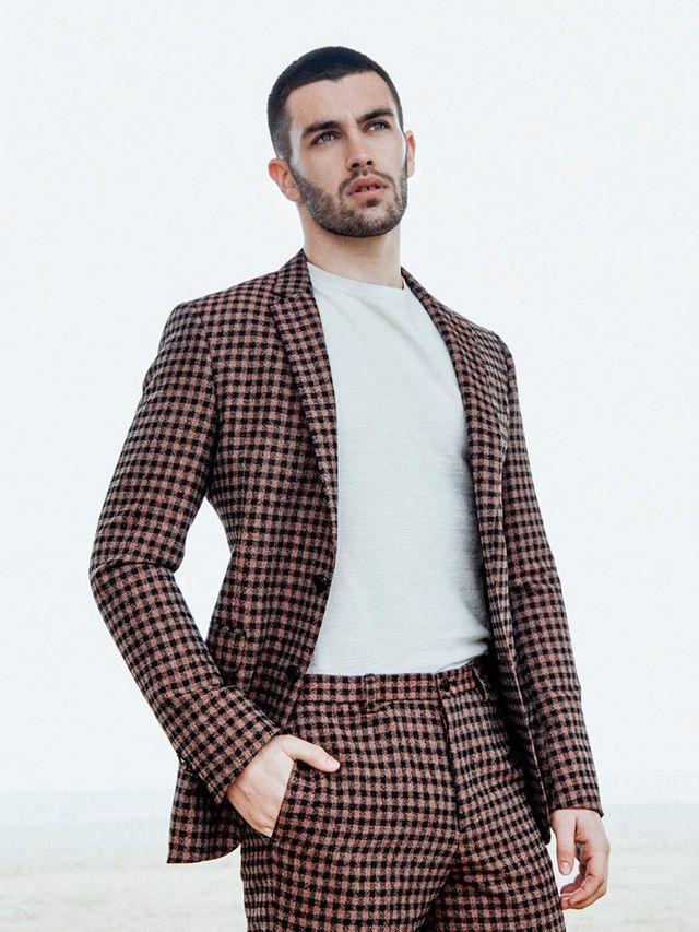 Saul Braco Male Model Ibiza 8