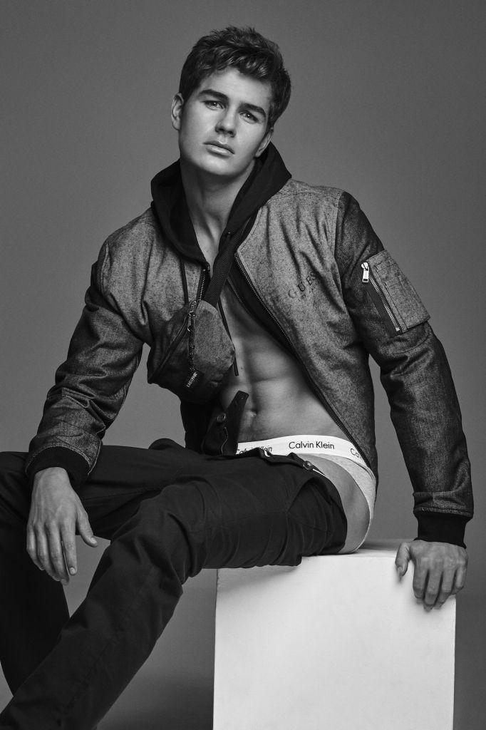 Philip Roe Male Model Spain 8