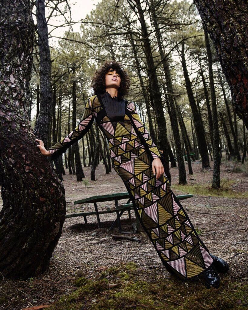 Cecilia Ruiz Female Model Formentera 9